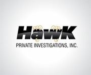 Hawk Private Investigations, Inc. Logo - Entry #80