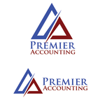 Premier Accounting Logo - Entry #79