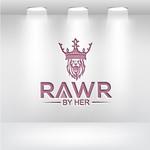 Rawr by Her Logo - Entry #84