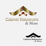 Cabinet Makeovers & More Logo - Entry #17