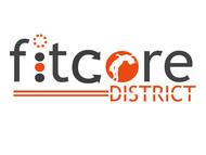 FitCore District Logo - Entry #14