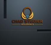Chad Studier Insurance Logo - Entry #389
