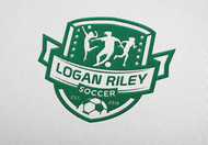 Logan Riley Soccer Logo - Entry #20