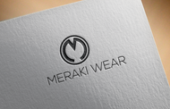 Meraki Wear Logo - Entry #369
