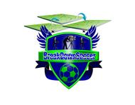 BreakDownSoccer Logo - Entry #20