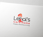 Lehal's Care Home Logo - Entry #168