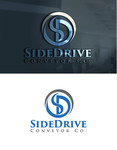 SideDrive Conveyor Co. Logo - Entry #403