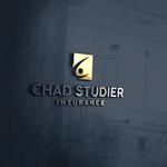 Chad Studier Insurance Logo - Entry #12