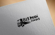 Big Man Towing Logo - Entry #62
