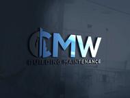 CMW Building Maintenance Logo - Entry #581