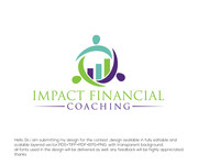 Impact Financial coaching Logo - Entry #109