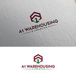 A1 Warehousing & Logistics Logo - Entry #172