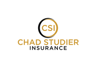 Chad Studier Insurance Logo - Entry #40