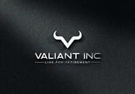 Valiant Inc. Logo - Entry #142