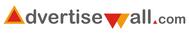 Advertisewall.com Logo - Entry #37
