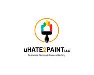 uHate2Paint LLC Logo - Entry #133