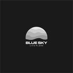 Blue Sky Life Plans Logo - Entry #222