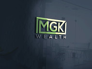 MGK Wealth Logo - Entry #5