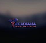 Acadiana Medical Transportation Logo - Entry #128