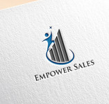 Empower Sales Logo - Entry #256
