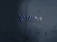 "Taurus Financial (or just ""Taurus"") Logo - Entry #455"