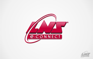 LNS Connect or LNS Connected or LNS e-Connect Logo - Entry #72