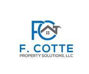 F. Cotte Property Solutions, LLC Logo - Entry #71