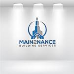MAIN2NANCE BUILDING SERVICES Logo - Entry #124