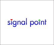 SignalPoint Logo - Entry #65