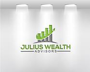 Julius Wealth Advisors Logo - Entry #109