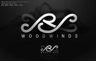 Woodwind repair business logo: R S Woodwinds, llc - Entry #109