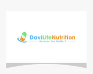 Davi Life Nutrition Logo - Entry #445