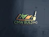 CMW Building Maintenance Logo - Entry #442
