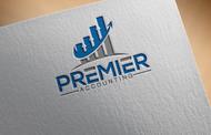 Premier Accounting Logo - Entry #416