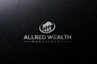 ALLRED WEALTH MANAGEMENT Logo - Entry #903