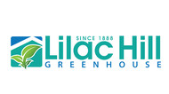 Lilac Hill Greenhouse Logo - Entry #113