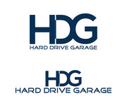 Hard drive garage Logo - Entry #19