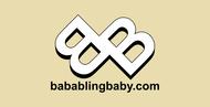 Ba Ba Bling baby Logo - Entry #38