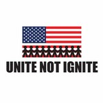 Unite not Ignite Logo - Entry #119