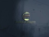 American Diamond Cattle Ranchers Logo - Entry #35
