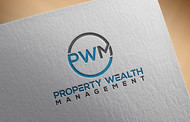 Property Wealth Management Logo - Entry #162