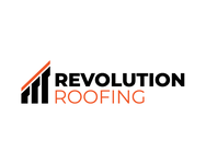 Revolution Roofing Logo - Entry #559