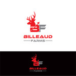 Billeaud Farms Logo - Entry #114