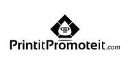 PrintItPromoteIt.com Logo - Entry #255