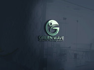 Green Wave Wealth Management Logo - Entry #102