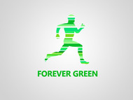 ForeverGreen Logo - Entry #71
