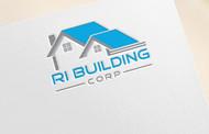 RI Building Corp Logo - Entry #204