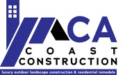 CA Coast Construction Logo - Entry #158