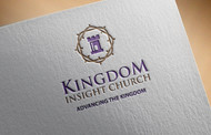 Kingdom Insight Church  Logo - Entry #163