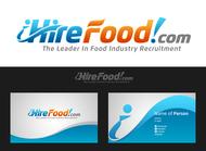iHireFood.com Logo - Entry #107